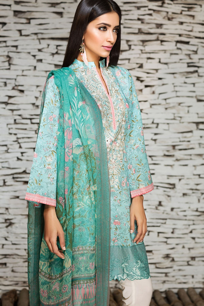 Khaadi Lawn Collection Vol-2 – K17255