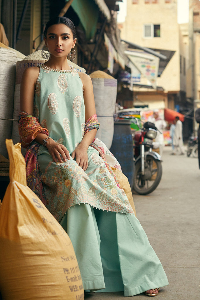 Zara Shahjahan Luxury Festive Collection – Kanwal
