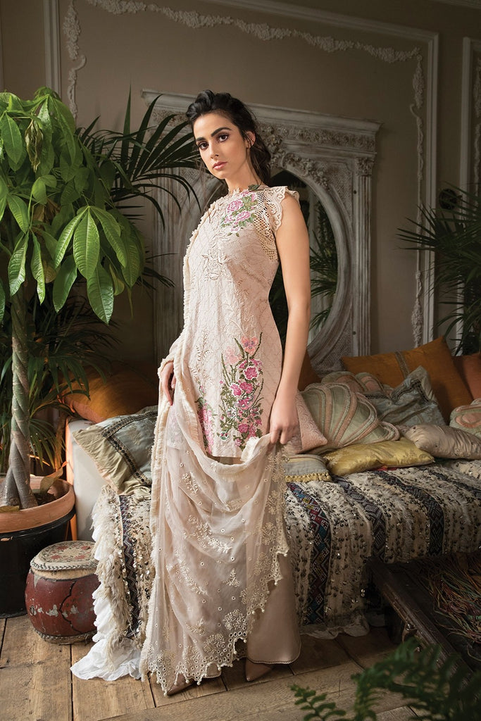 Sobia Nazir Lawn Collection 2018 – Design 12B