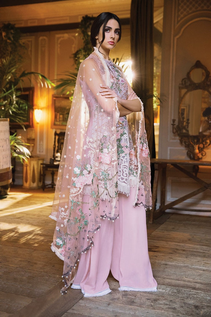 Sobia Nazir Lawn Collection 2018 – Design 1A