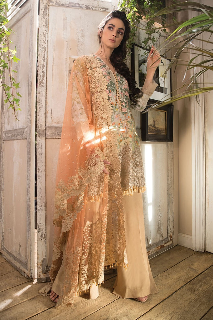 Sobia Nazir Lawn Collection 2018 – Design 2B