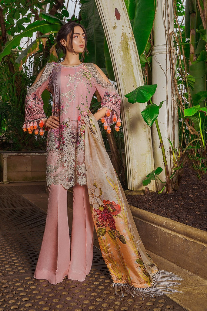 Sobia Nazir Luxury Lawn Collection 2019 – Design 9B