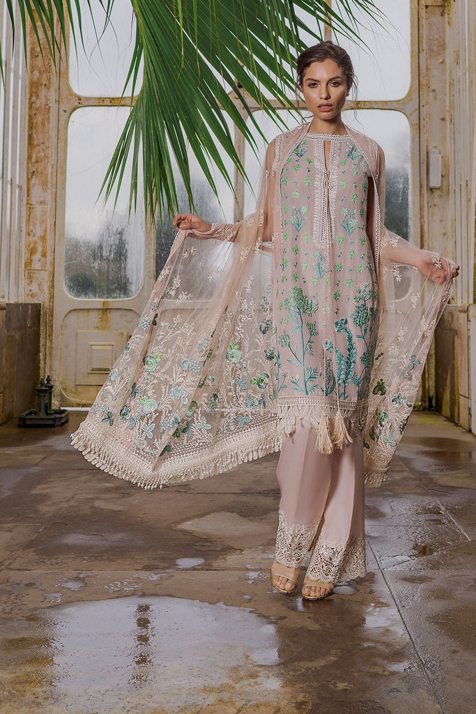 Sobia Nazir Luxury Lawn Collection 2019 – Design 2A