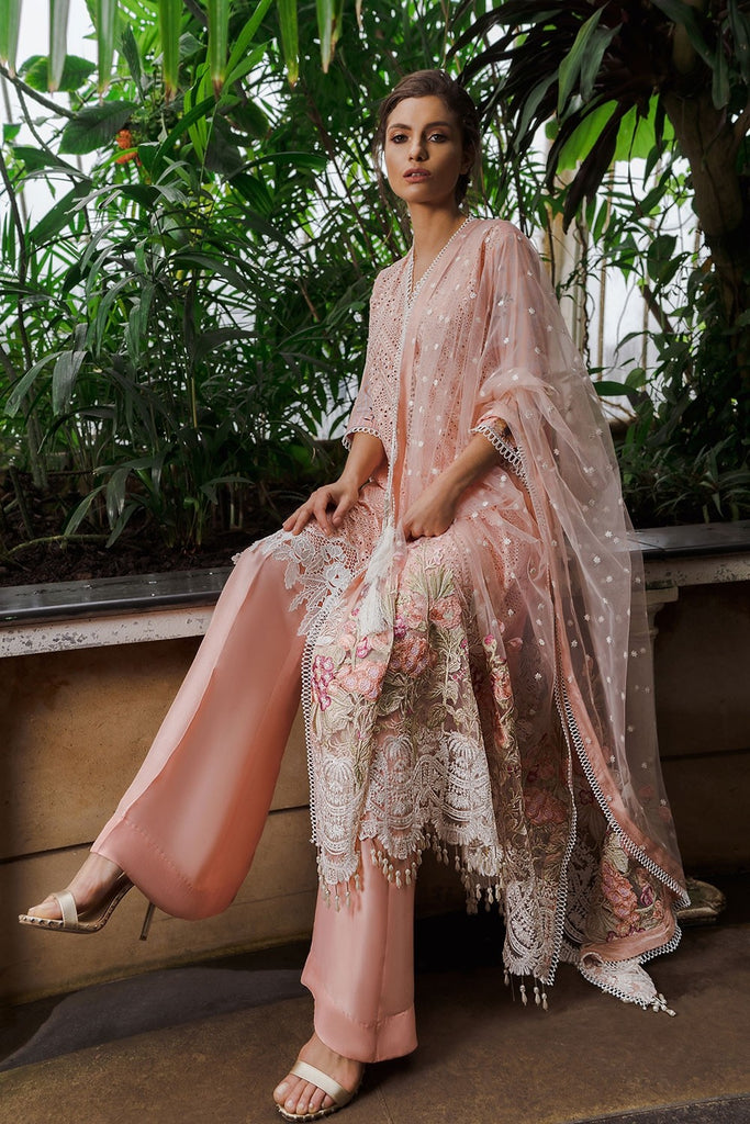 Sobia Nazir Luxury Lawn Collection 2019 – Design 3A