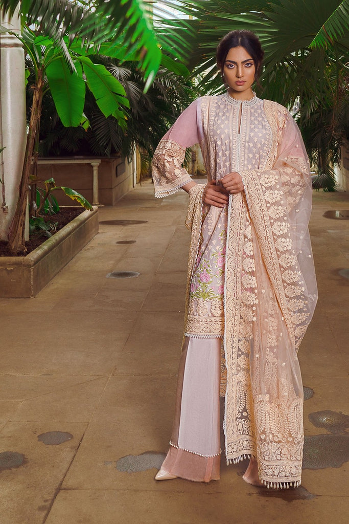 Sobia Nazir Luxury Lawn Collection 2019 – Design 4A