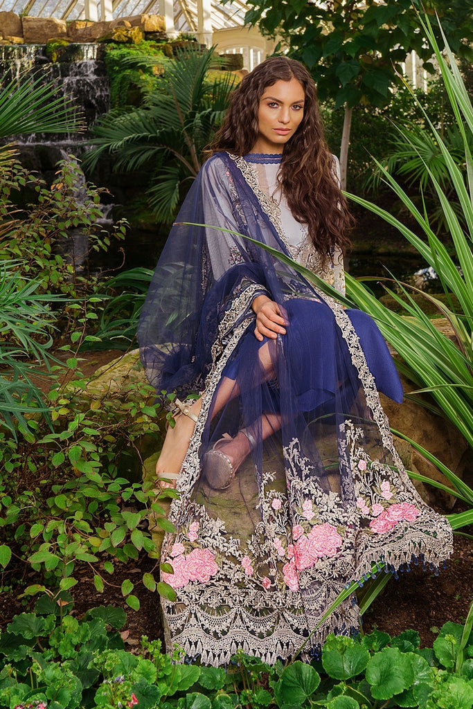 Sobia Nazir Luxury Lawn Collection 2019 – Design 5B