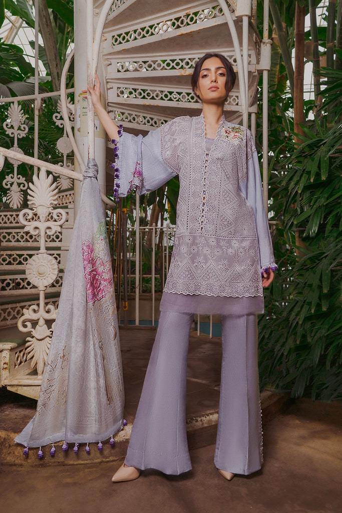 Sobia Nazir Luxury Lawn Collection 2019 – Design 8A