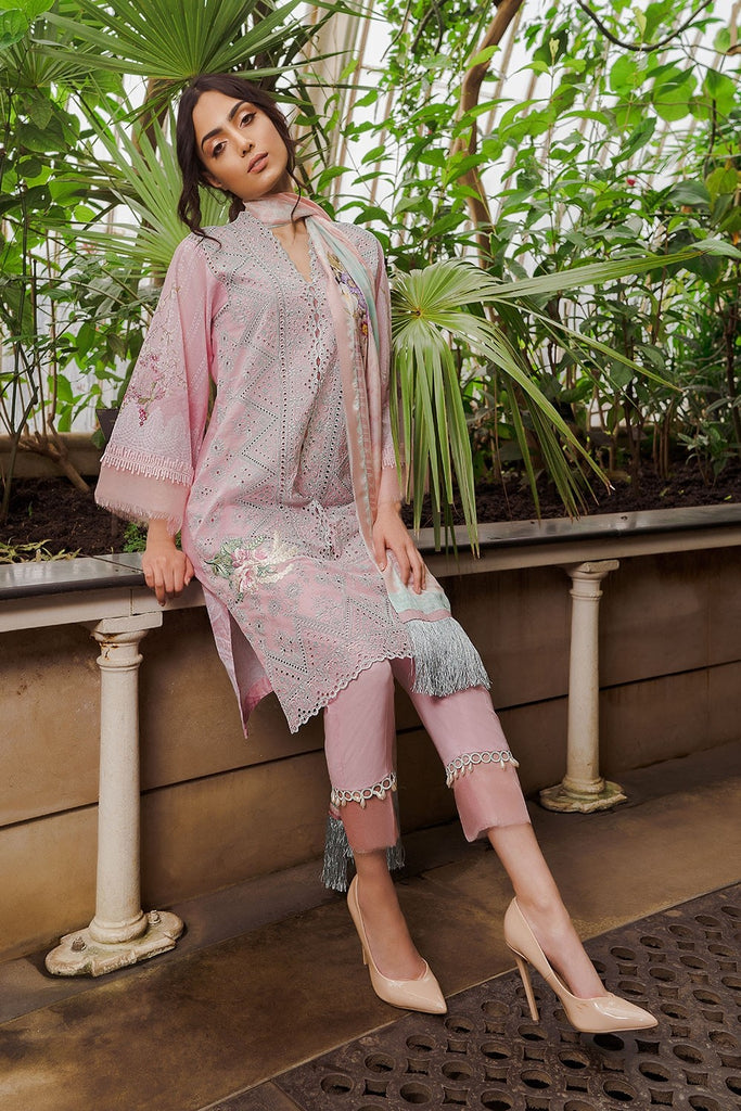 Sobia Nazir Luxury Lawn Collection 2019 – Design 8B
