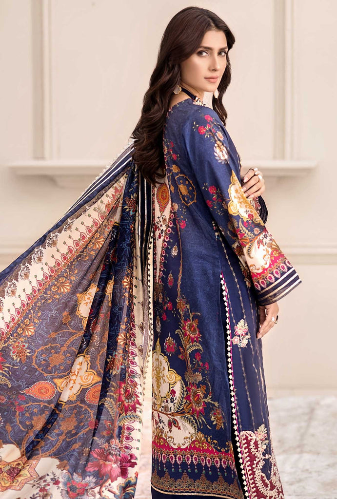 Noor by Saadia Asad Luxury Lawn Collection 2020 – SOIGNE-D9-B