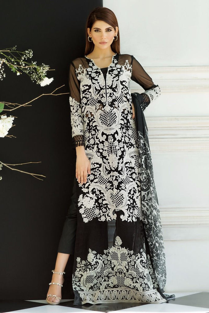 Sana Safinaz Spring/Summer Lawn Collection 2017 – 05B