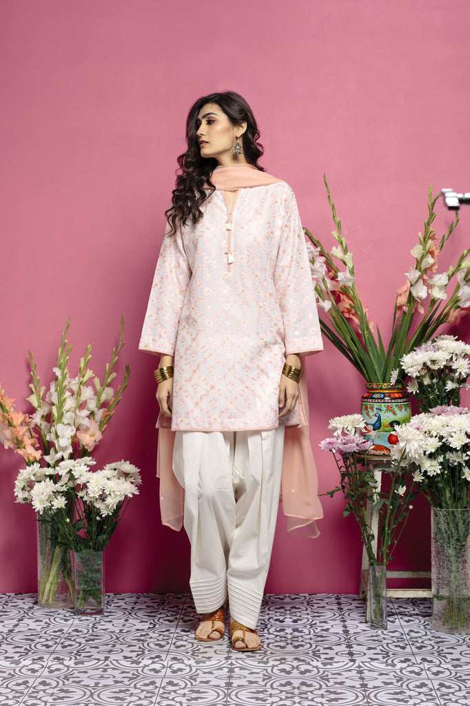 Zara Shahjahan Spring/Summer Lawn Collection 2018 – Punjab Vol.3 - 1146