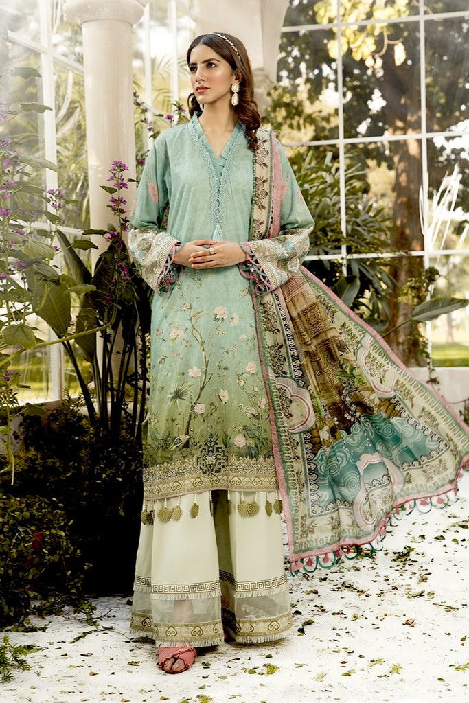 MARIA.B M.Prints Summer Lawn Collection 2020 – MPT-802-B