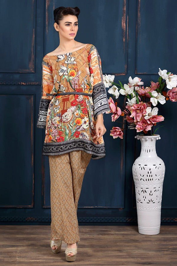 Allure By Motifz - Grip Silk/Pure Crepe Collection – 1439-A - YourLibaas  - 1
