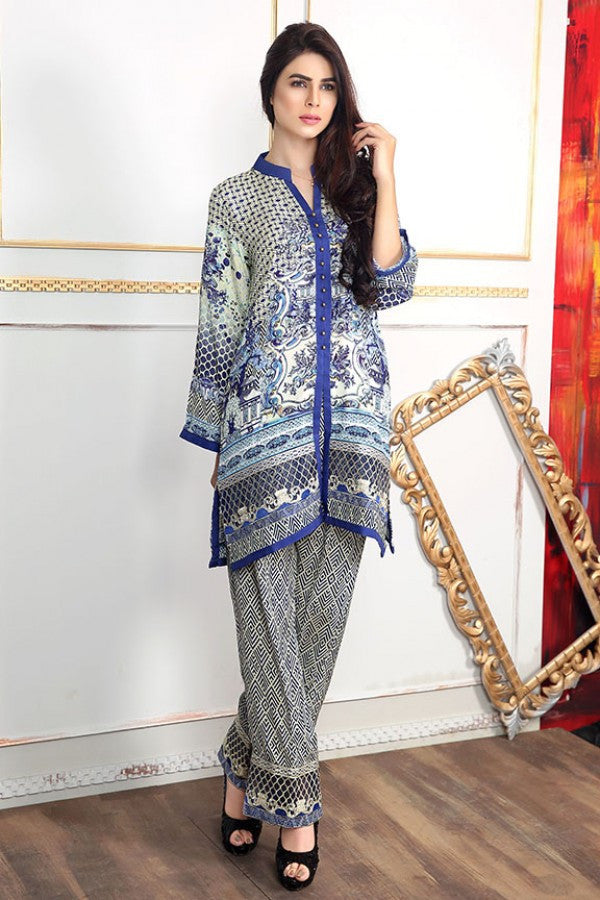 Allure By Motifz - Grip Silk/Pure Crepe Collection – 1440-A - YourLibaas - 1