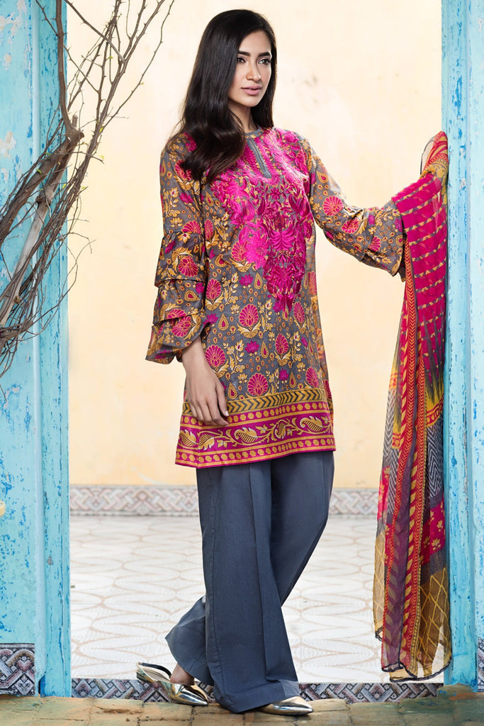 Khaadi Lawn Collection Vol-2 – R17253-A