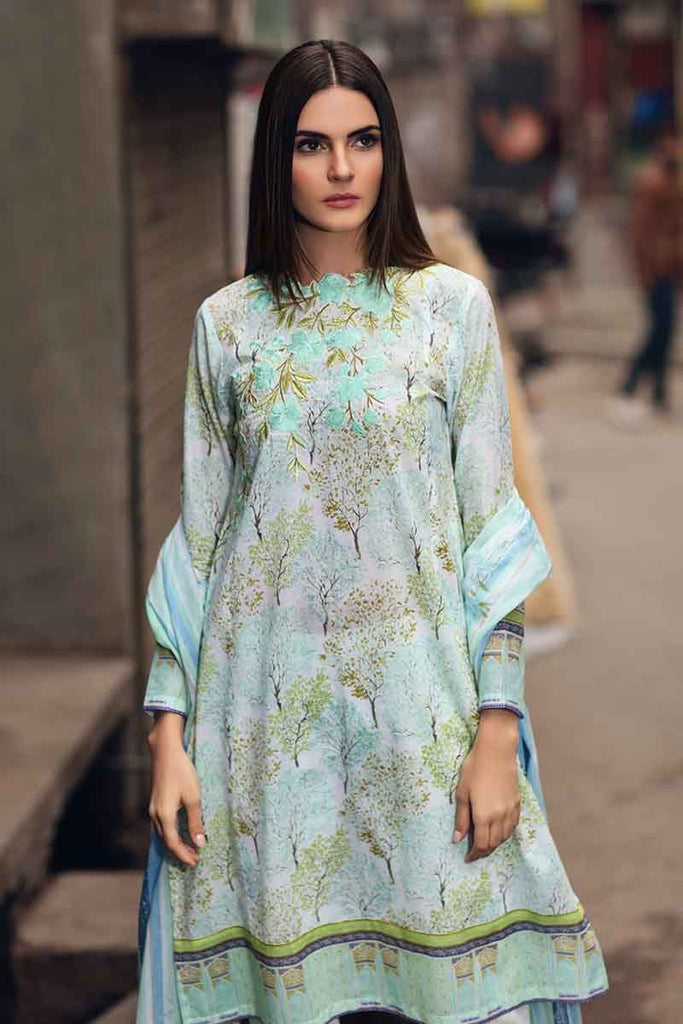 Gul Ahmed Summer Essential Collection 2019 – 2 PC TL-221 A