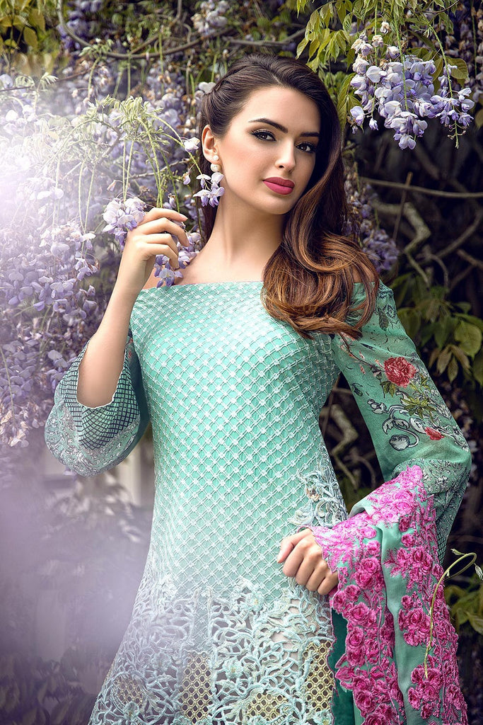 Sobia Nazir Luxury Eid Collection 2016 SN-2 - YourLibaas  - 1