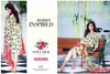 Gul Ahmed Cream Soya Silk Collection – SY-01 - YourLibaas  - 3