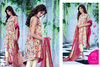 Gul Ahmed Light Yellow Soya Silk Collection – SY-05 - YourLibaas  - 4