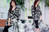 Gul Ahmed Black Soya Silk Collection – SY-06 - YourLibaas  - 3