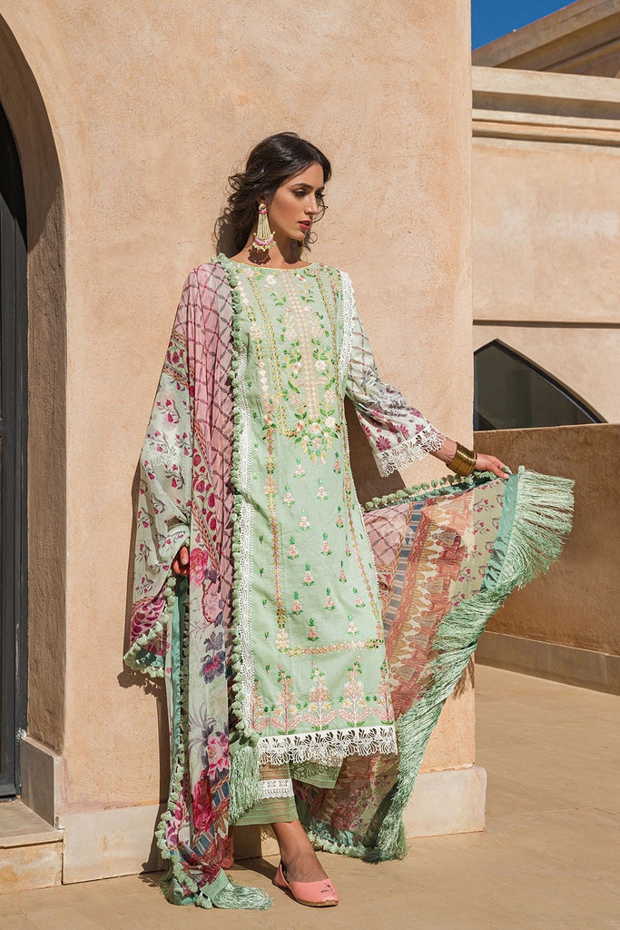 Sobia Nazir Vital Lawn Collection 2020 – Design 1B