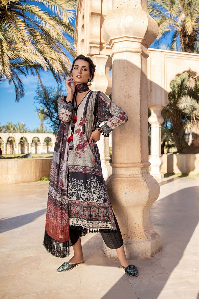 Sobia Nazir Vital Lawn Collection 2020 – Design 7A