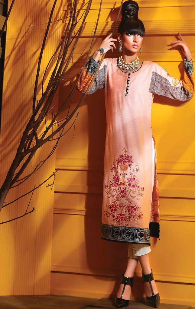 Lala Magnifique Kurti Collection '16 – MAK09 - YourLibaas  - 1