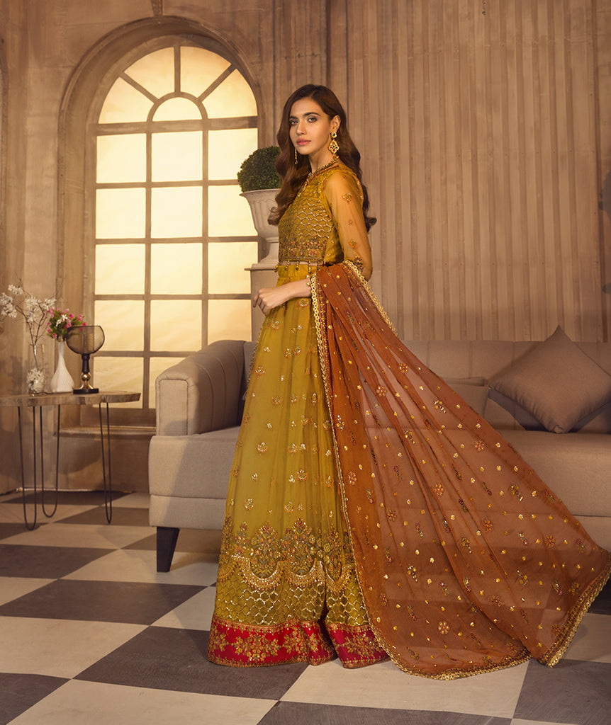 Zarif Noor e Rang Luxury Chiffon Collection – NAGHMA