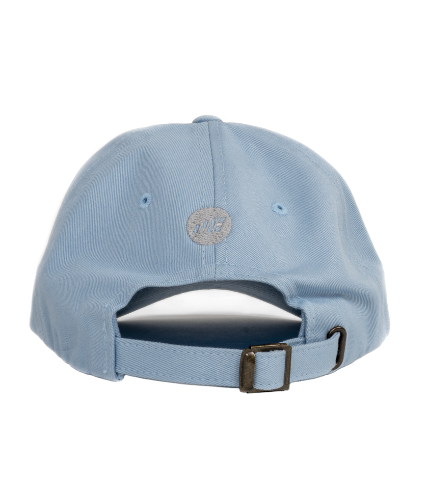 Physical Culture Dad Hat | Light Blue