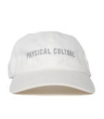 Physical Culture Dad Hat | White