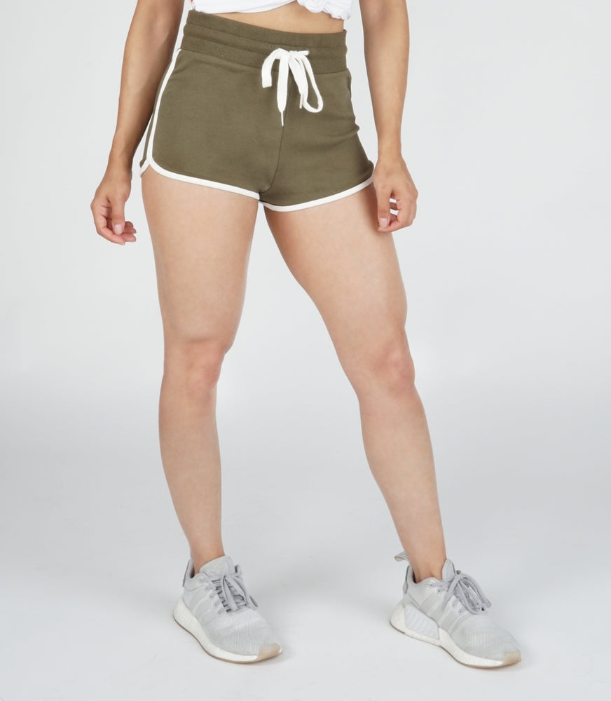 Classic Dolphin Shorts | Olive
