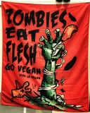 Statement Flag: Zombies Eat Flesh