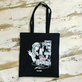 Vegangsta Strong for the animals bag, sold by ethical fashion brand Viva La Vegan.