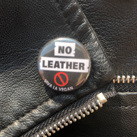 25 mm Statement Badge: No Leather