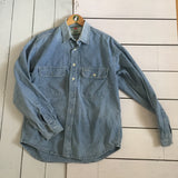 mens reworked shirt, sold by ethical fashion brand Viva La Vegan.