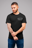vegan tshirt : Silence is not an option.Front. by eco-ethical brand Viva La Vegan