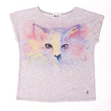 9 lives eternal tshirt, sold by ethical fashion brand Viva La Vegan.