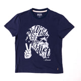 Survival Of The Fittest T-shirt, sold by ethical fashion brand Viva La Vegan.
