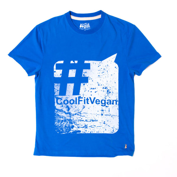 cool fit vegan tshirt, sold by ethical fashion brand Viva La Vegan.