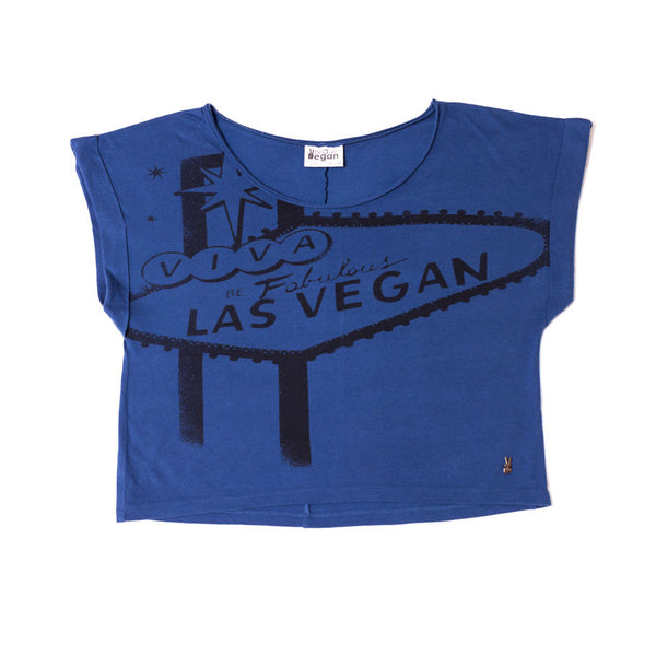 Fabulous las vegan tshirt, sold by ethical fashion brand Viva La Vegan.