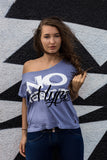 No stereotype hype tshirt, sold by ethical fashion brand Viva La Vegan.