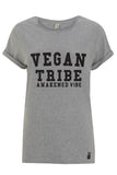 vegan tribe tshirt, sold by ethical fashion brand Viva La Vegan.