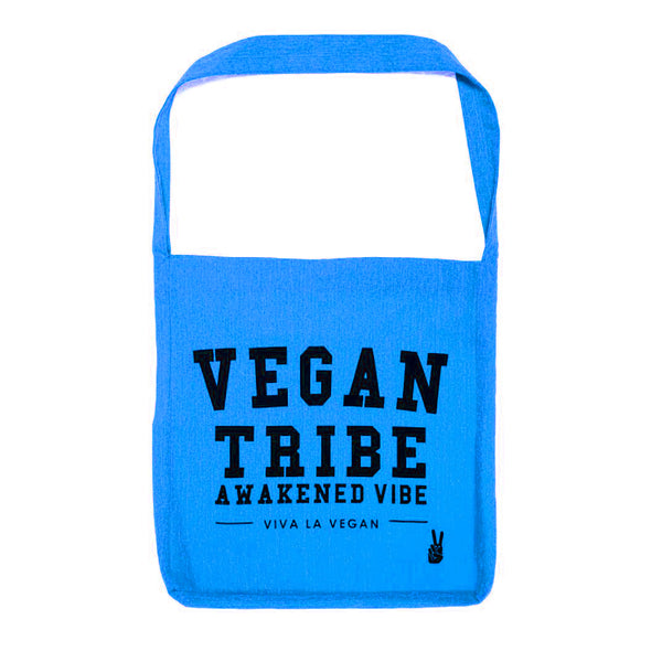Vegan Tribe tote sling bag, sold by ethical fashion brand Viva La Vegan.