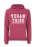 Vegan Pullover Hoodie, sold by ethical fashion brand Viva La Vegan.