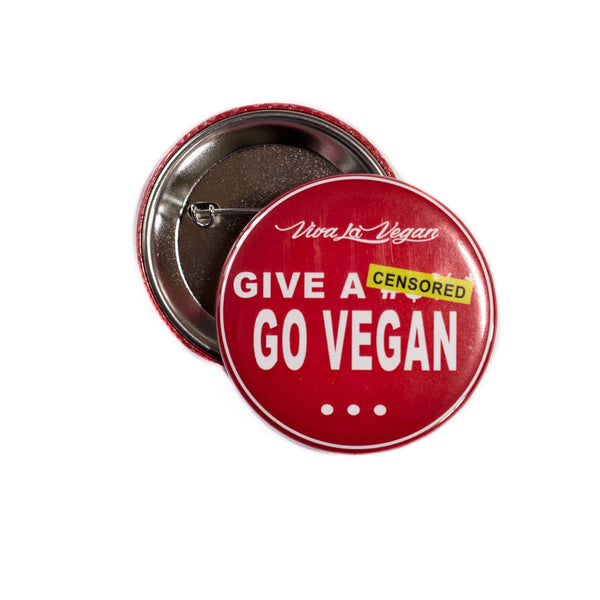 VLV Give A F@*K 58 mm Statement Badge