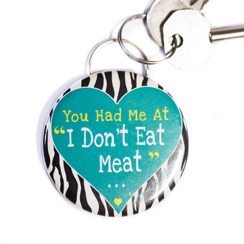 Bottle Opener Keyring : You Had Me At