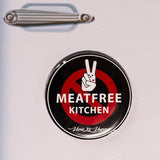 Fridge Magnet: Meat Free Kitchen