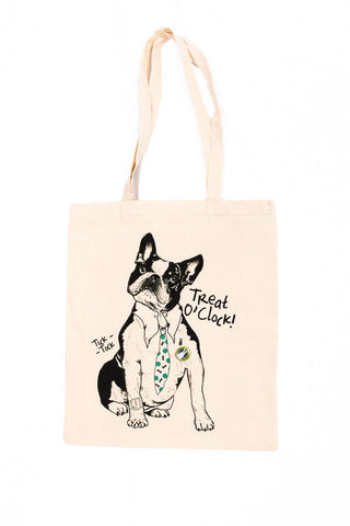 1.Bag: Winston Organic Cotton Tote 38 x 43 cm *SALE*