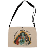 mother nature bag, sold by ethical fashion brand Viva La Vegan.