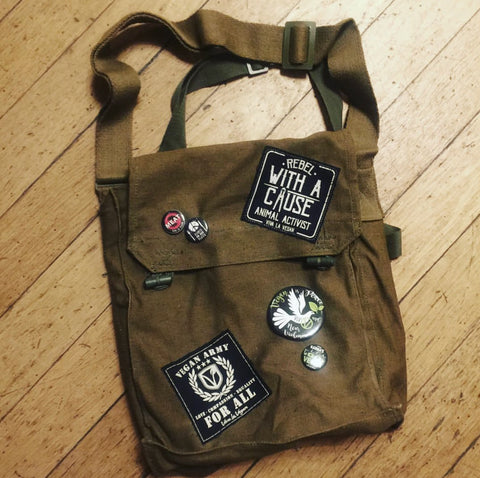 Vegan Bag - Vegan Army of Change